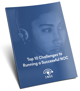 Top 10 Challenges to Running a Successful NOC