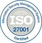 Information Security Management System (ISO 27001 / Certified)