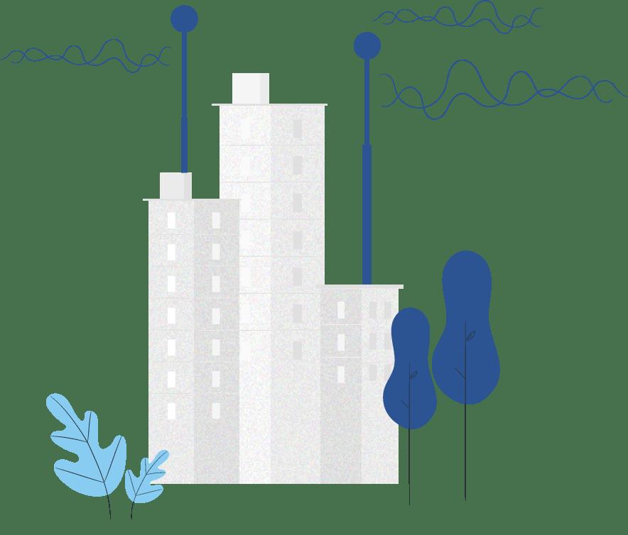 DAS illustration