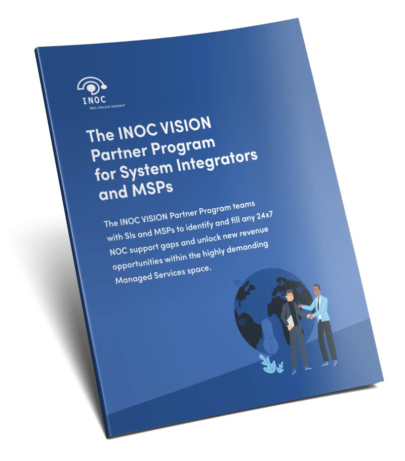 INOC VISION partner guide cover image